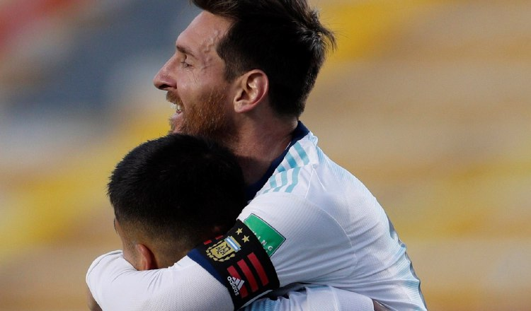 Argentina pudo aguantar; Ecuador aterriza a Uruguay