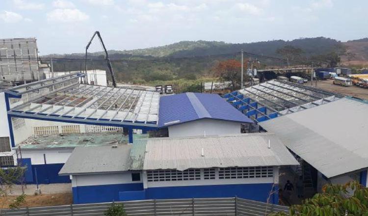 Reactivan obras de construcción y remodelación en las escuelas