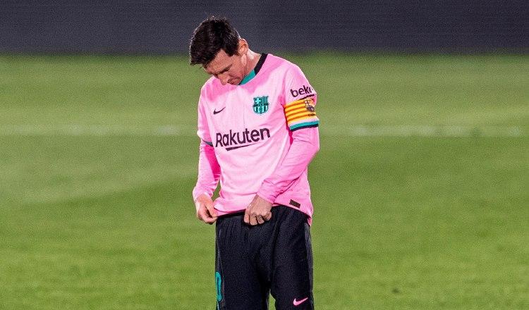 Sergio Busquets admite que al Barcelona le cuesta ganar, luego de perder ante Getafe