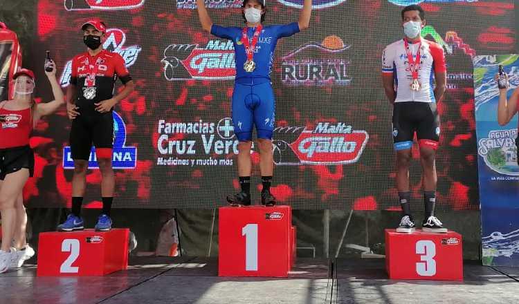 Christopher Jurado con buen inicio en la Vuelta a Guatemala