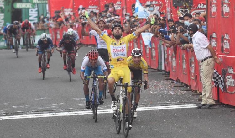 Panamá sigue  al frente en la Vuelta a Guatemala