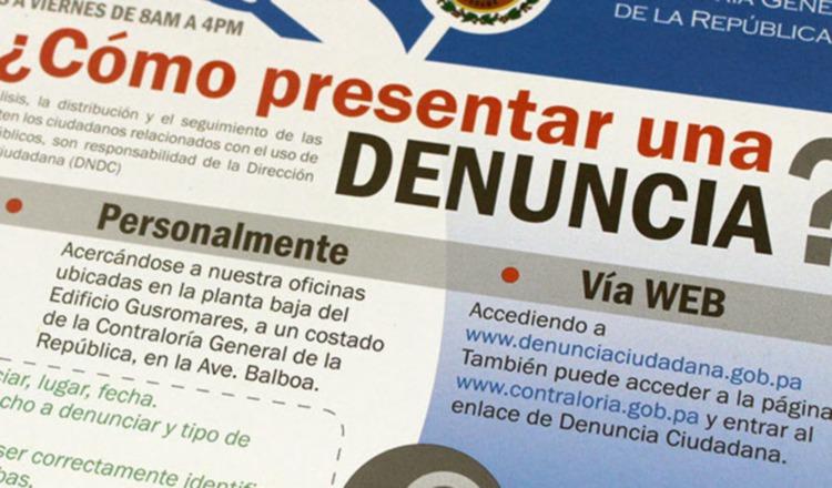 En su página web, Contraloría brinda detalles sobre los procesos.