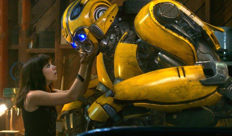 Bumblebee, un Transformer más íntimo y emotivo