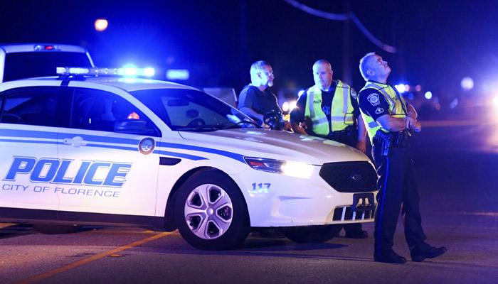 Cinco policías víctimas de disparos en Carolina del Sur en EE UU