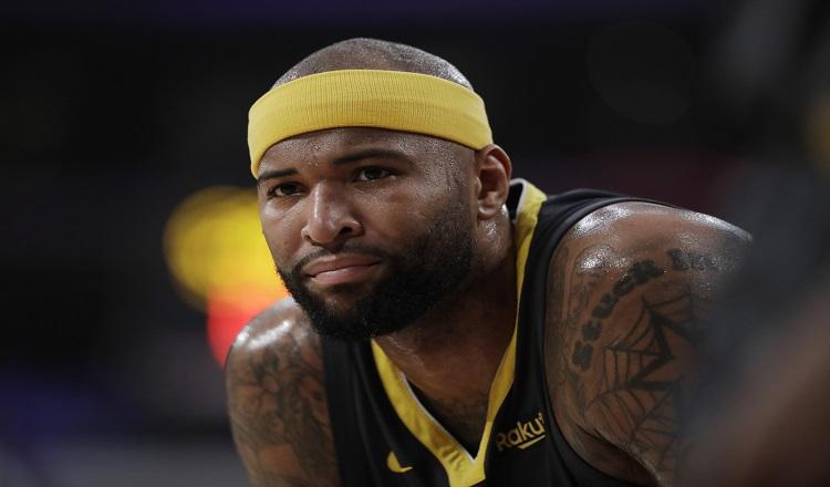 DeMarcus Cousins es investigado por los Lakers tras amenazar a su ex