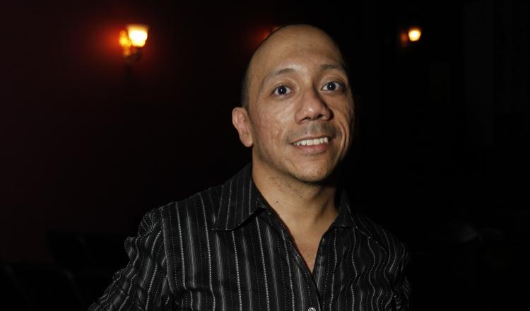Abdiel Tapia dictará taller de teatro para jóvenes