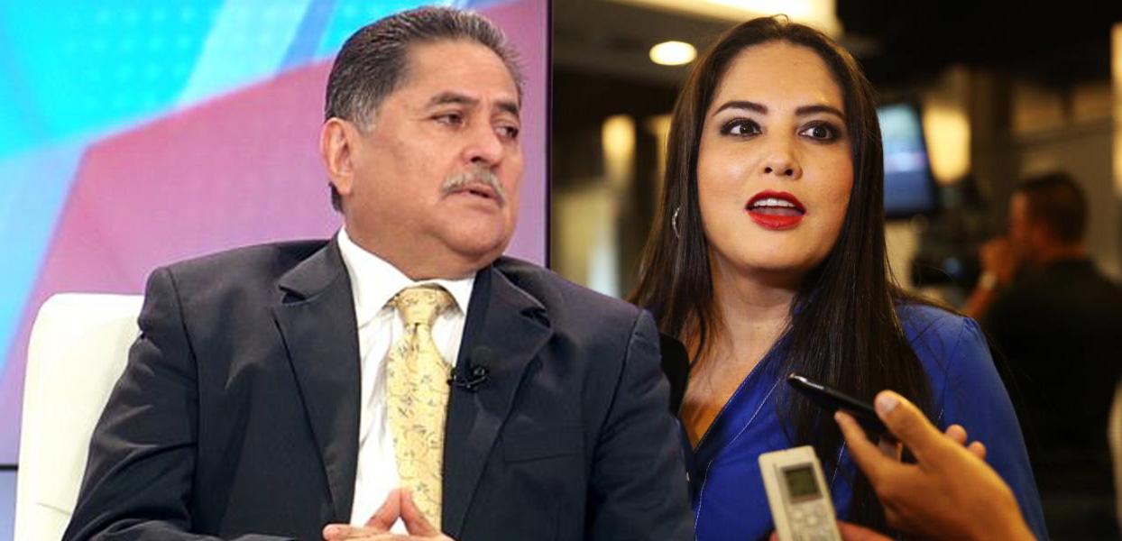 Zulay Rodríguez y Roberto Ábrego se disputan la presidencia de la nueva Asamblea Nacional