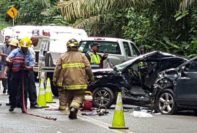 Aumentan cifras de muertos por accidentes de tránsito