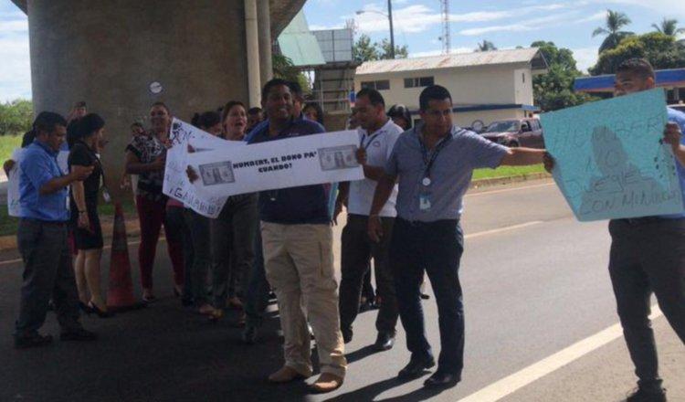 Gobierno da 10 días a los trabajadores de Aduanas para que finalicen huelga
