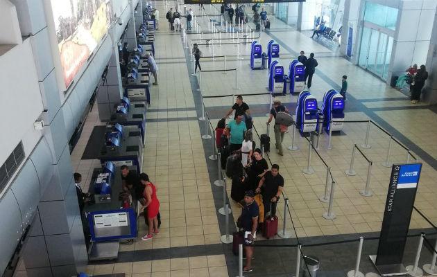 Aeropuerto de Tocumen implementará un nuevo sistema de numeración en los puentes de embarque