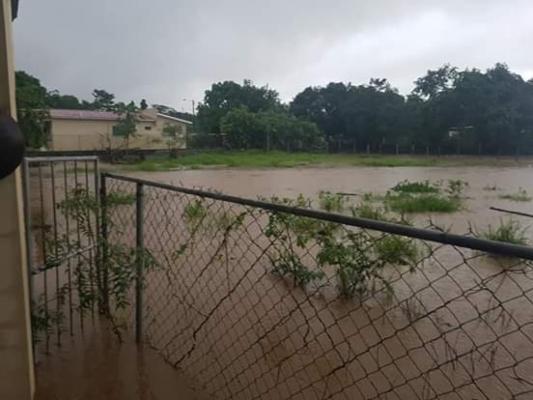 Fuertes lluvias en la provincia de Los Santos provocaron serios destrozos