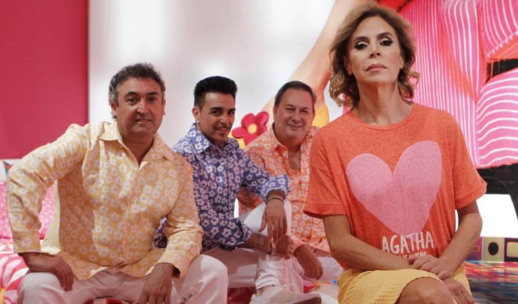 Dedican álbum a Agatha Ruiz