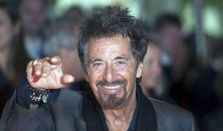 Al Pacino, en la serie 'The Hunt', de Amazon
