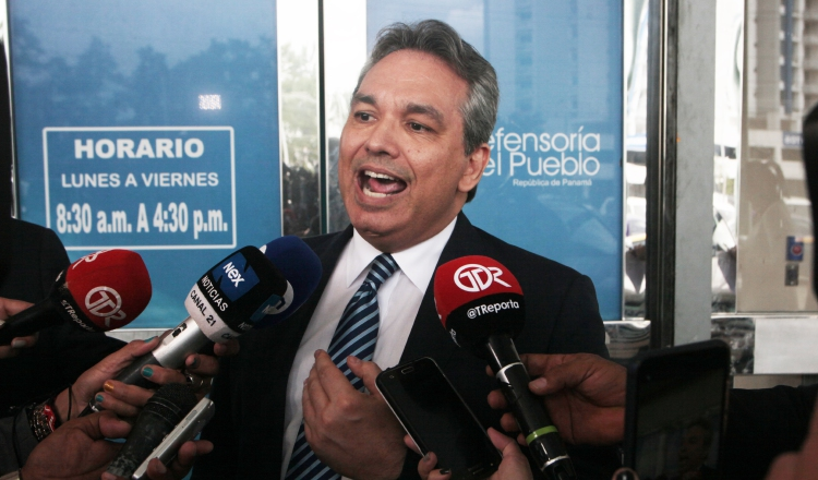 Exdefensor Alfredo Castillero Hoyos peleará su caso a nivel internacional