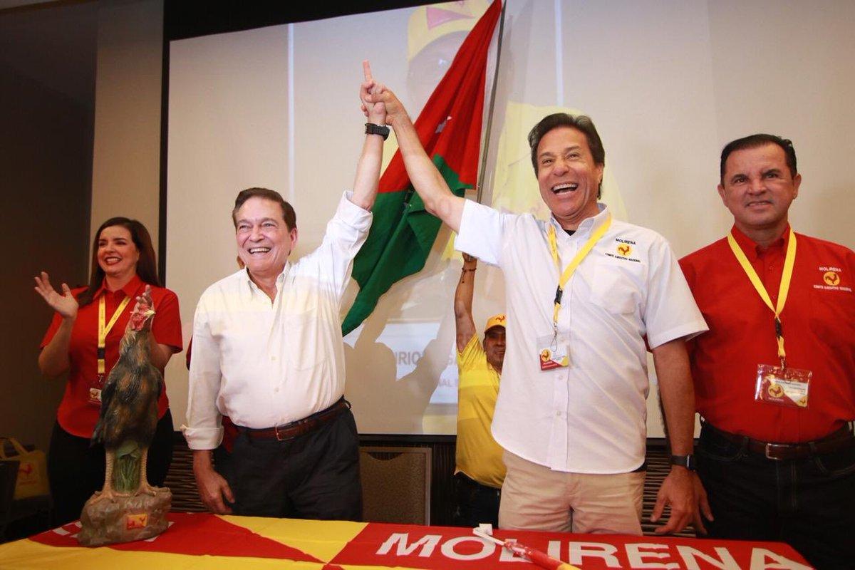 Directivos del PRD piden reconsiderar alianza con el Molirena en el circuito 8-6
