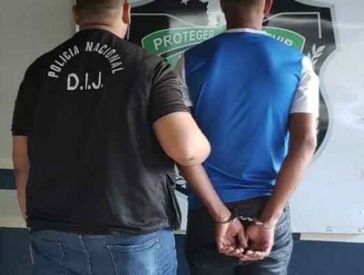 Mediante allanamiento caen dos sujetos condenados a nueve años de prisión
