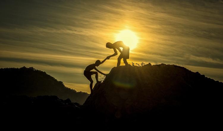 Experimenta el gozo del altruismo