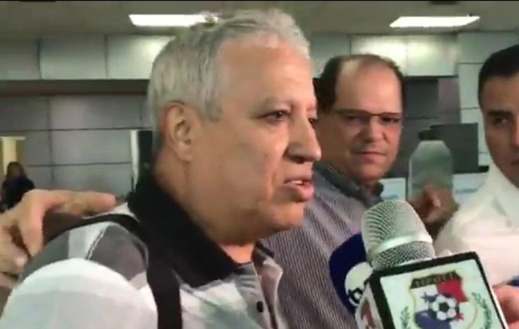 Américo Gallego: 'Si Dios quiere vamos a Catar 2022'