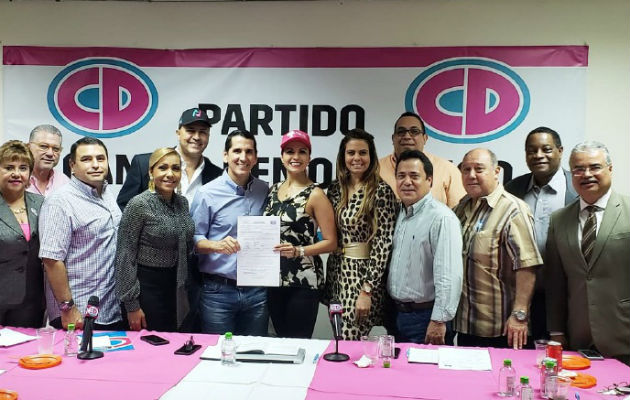 Ana Giselle Rosas sí será candidata en circuito 4-6