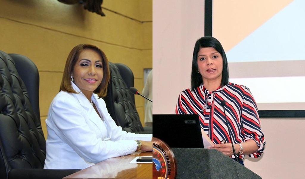 Continúa la disputa entre Angélica Maytín y Yanibel Ábrego por el tema de las planillas