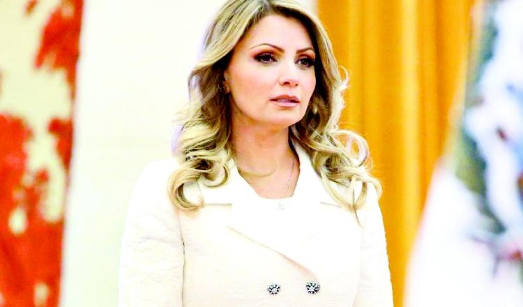 Frustran robo en la casa de Angélica Rivera