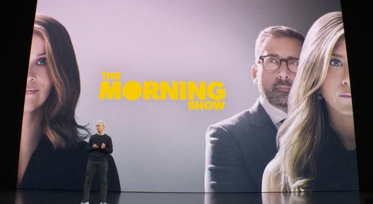 Apple TV Plus llega en noviembre, dispuesto a destronar a Netflix
