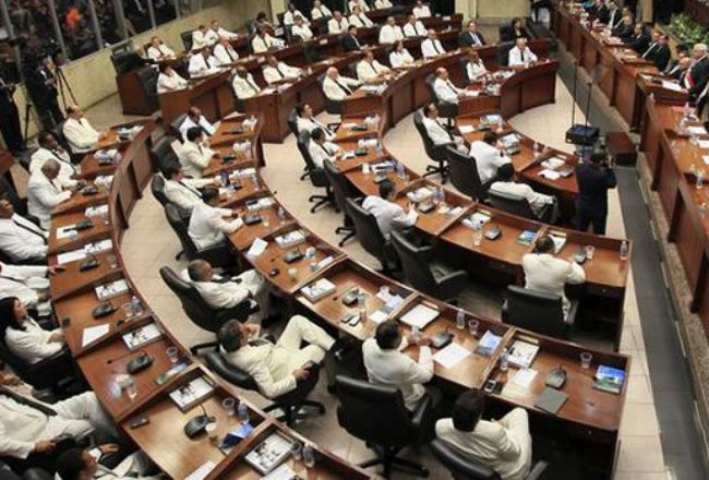 El oficialismo conformado por el PRD y el Molirena domina en la Asamblea Nacional.
