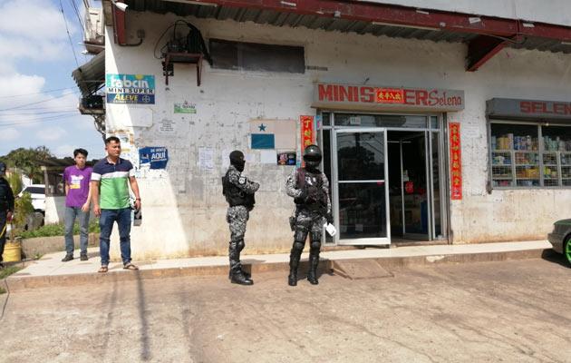 Capturan en San Miguelito presunto asesino de comerciante embarazada en Arraiján. Foto/Eric Montenegro
