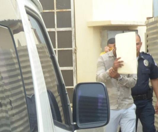 Ovidio Nuñez, solicitó ante la juez de garantías que se le conmute 103 días laborados para una empresa intramuros dentro del penal. Foto/José Vásquez