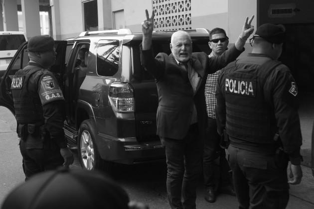 Justicia y política: Martinelli