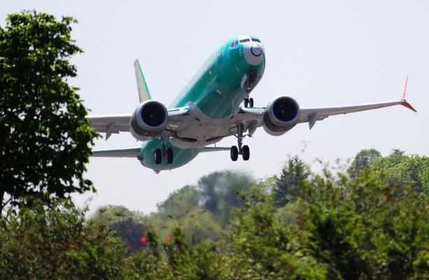 La compañía Boeing detecta piezas defectuosas en más de 300 aviones del modelo 737 MAX