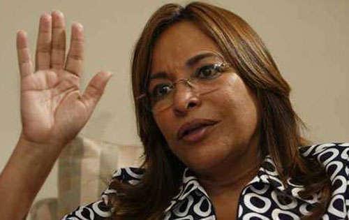 Balbina Herrera asegura que se queda en Panamá y se desvanece su posibilidad de ir para Grecia