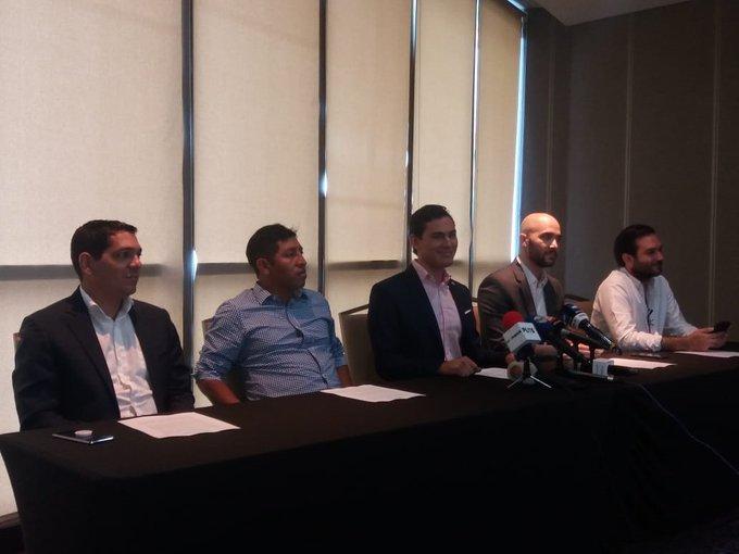 Adán Bejerano, Edison Broce, Gabriel Silva, Juan Diego Vázquez y Raúl Fernández son los diputados independientes electos.