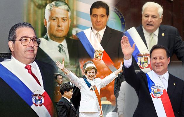 La banda presidencial, un símbolo de autoridad