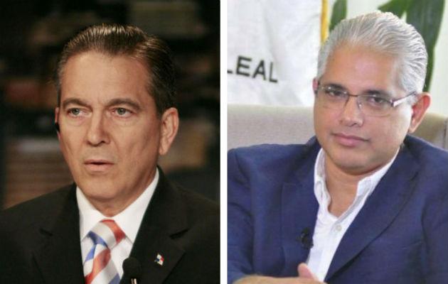 José Blandón y Laurentino Cortizo encienden Twitter por proyecto de ley antitabaco