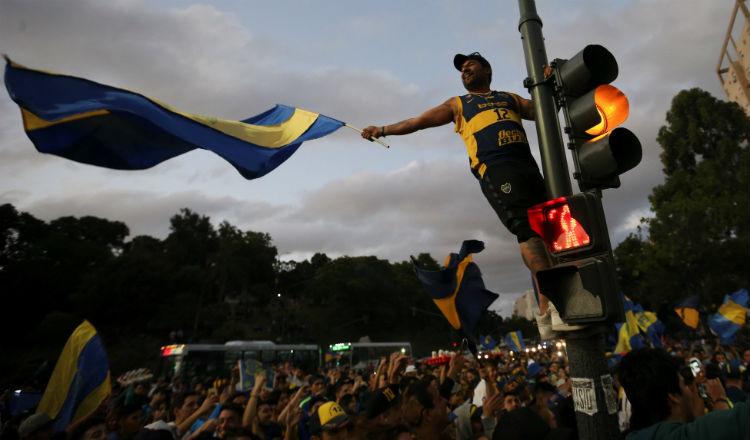 España expulsa a un hincha violento de Boca Juniors