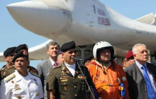 Rusia aprovecha problemas del régimen de Maduro para proyectar poder militar en Latinoamérica