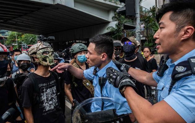 Brecha de Hong Kong divide a las familias