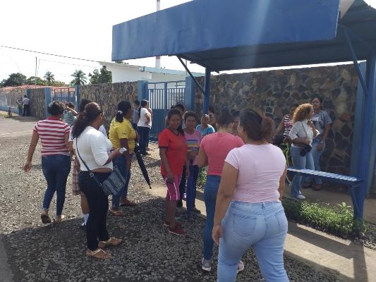 Denuncian caso de santería en el colegio Pablo Emilio Corsen de Chiriquí