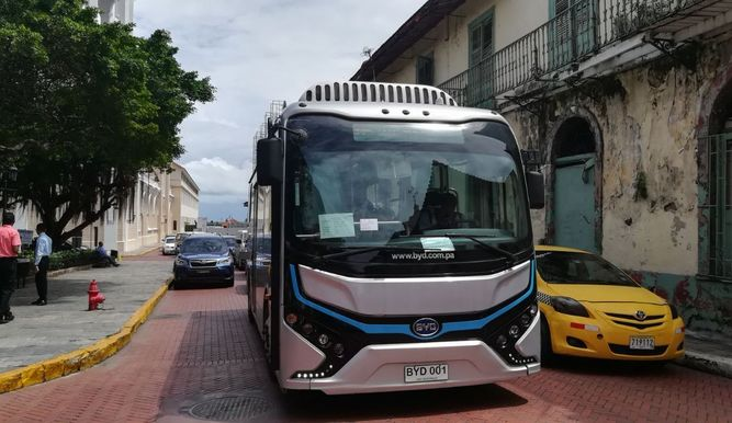 Alcaldía de Panamá recomienda ampliar Plan de Movilidad Eléctrica al Casco Antiguo