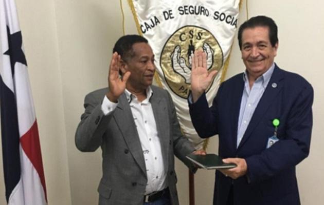 Abel Vergara, nuevo vicepresidente de directiva de la CSS