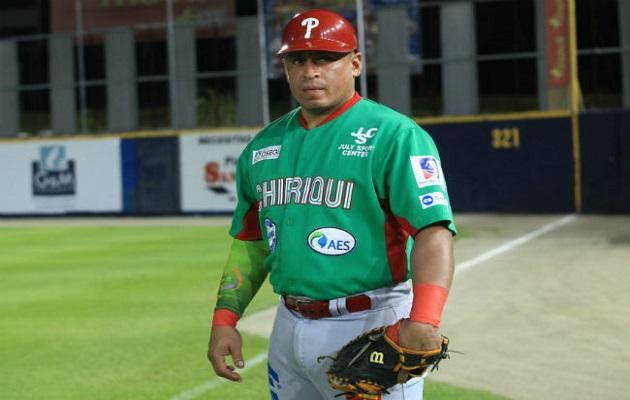 Ruiz aportó en la victoria chiricana.