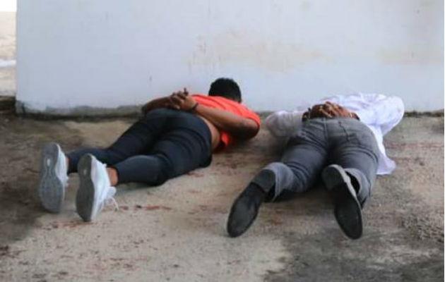 Se les atribuyen homicidios y pandillerismo. Foto: Policía Nacional/@ProtegeryServir