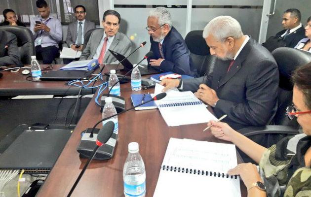Administrador del Canal de Panamá sustenta presupuesto para la vigencia fiscal 2019-2020