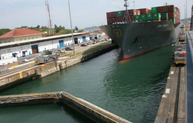 El Canal de Panamá reportó que la situación se trató de inmediato.