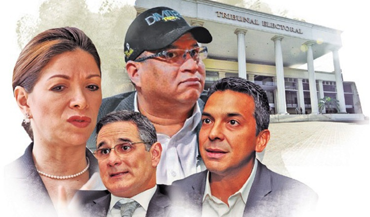 Corte Suprema de Justicia reconoce solo tres candidatos presidenciales por libre postulación