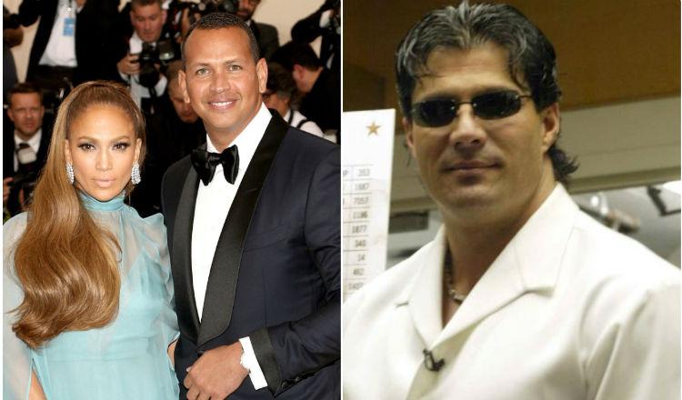 Alex Rodríguez le puso el cuerno a Jennifer López con la ex de José Canseco