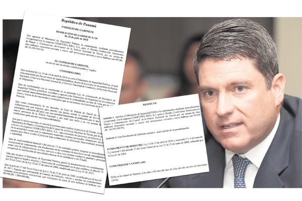 Contrato millonario y directo a empresa ligada a Carlos Duboy