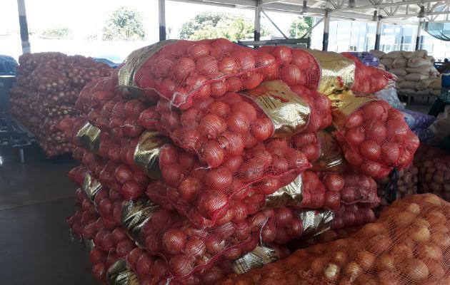Precio de la cebolla podría bajar a 80 centavos la libra a partir de este fin de semana