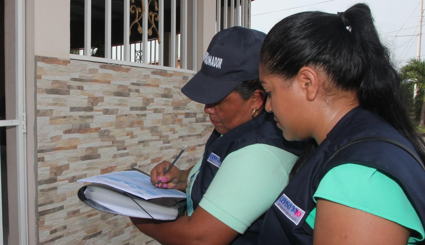 Contraloría necesita 170 mil empadronadores y supervisores para el censo de población y vivienda